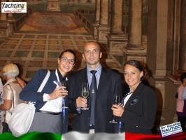 MariaLuisa Gili, Roberta Ranni, Ionut Tudose-Genoa International Boat Show 2014 (2) - Copy