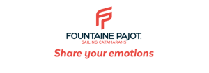 Fountaine Pajot sailing cartamarans