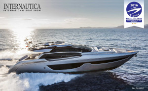Riva 76' Perseo at Internautica