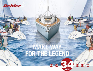 Dehler 34_Yachting_Pleasure