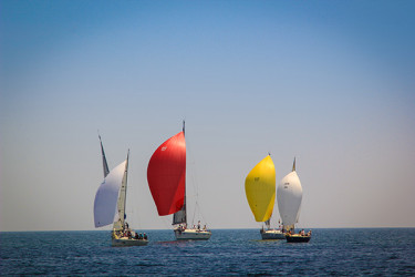 International Sailing Regatta Poseidon_Balchik Dobrogea Cup