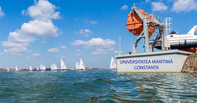 Universitatea maritima Constanta_Yachting Pleasure