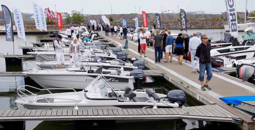 Helsinki Boat-Afloat Show