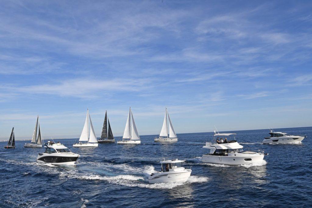 Grupul BENETEAU – prezenţă puternică la Cannes Yachting Festival