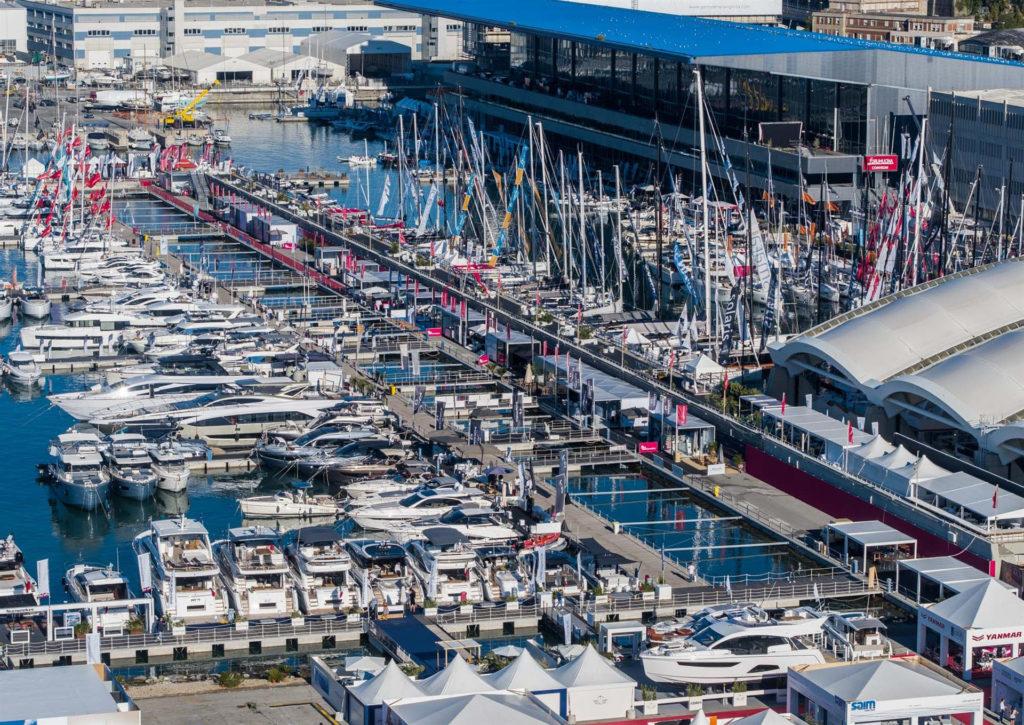 Genoa Boat Show – un succes pe piaţa nautică