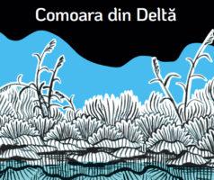 """""""Comoara din Deltă"""" – o carte scrisă de copii"""