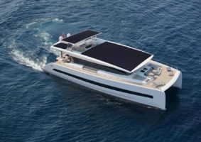 Silent 79 – Catamaranul eco