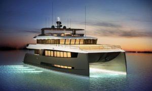 Amasea Yachts – un nou brand de catamarane