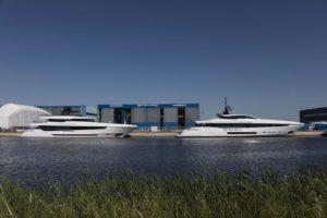 Două noi yachturi Mangusta: două lumi, acelaşi ADN